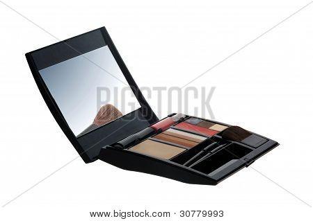 Cosmetics Set A Close-up