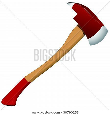 Firefighter Axe