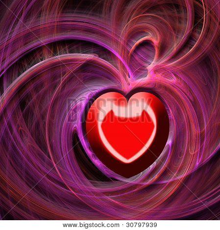 Fraktal Heart