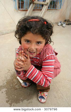 A Cute Little Girl