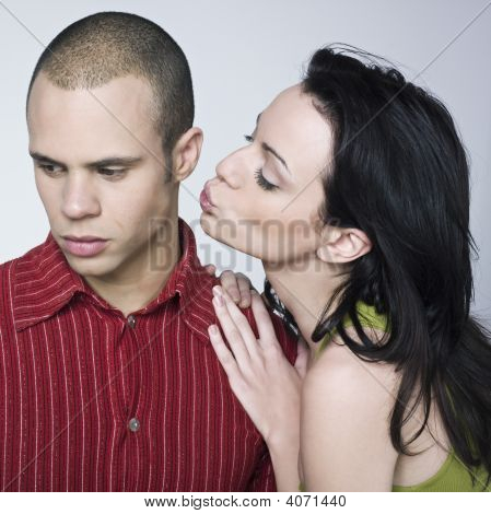 Young Couple Conflict