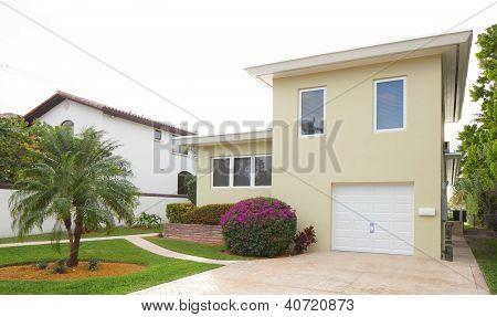 Modern Single Family Home
