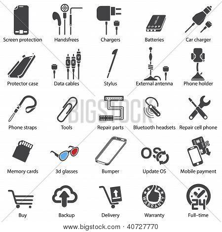 Mobile servise web