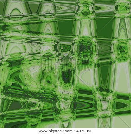 grüne Wellen