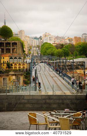 Ponte Luis I Bridge, Porto