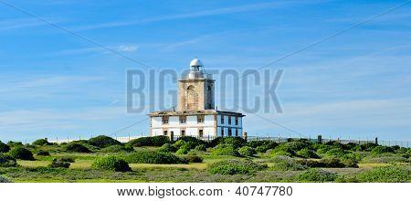 Lighthouse Tabarca Island, Spain
