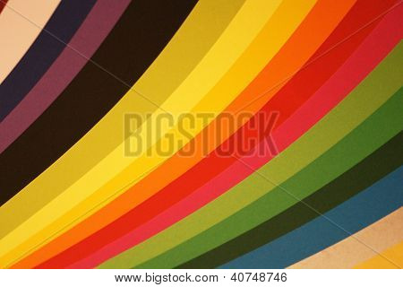 Multicoloured Background