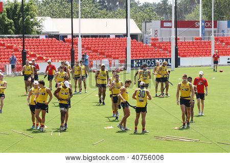 Gold Coast Suns - Training