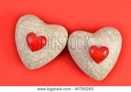 Zwei Herzen - two  heart