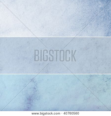 Blue Vintage Backgrounds Collection
