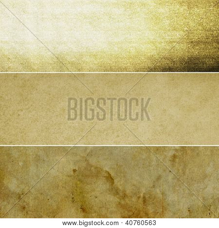 Brown Vintage Backgrounds Collection