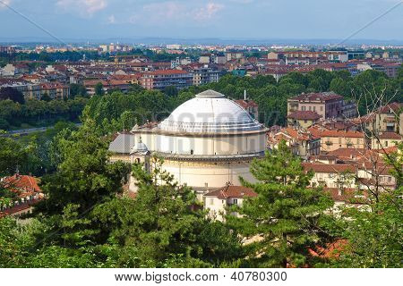 Gran Madre, Turin