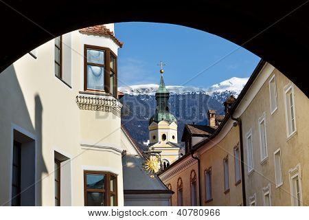 Brixen / Bressanone In South Tyrol