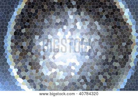 Seamless crackle network pattern abstract background (High Resolution)