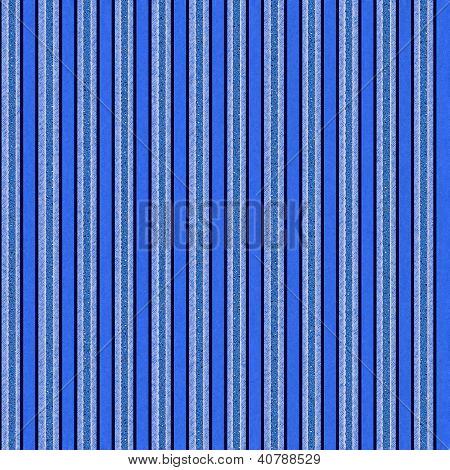 Seamless Blue Stripe