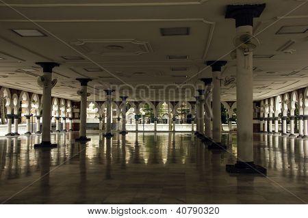 Masjid Jamek Interior