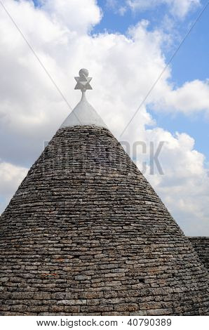 trulli house in alberobello italy