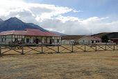 pic of pampa  - A traditional estancia in the pampas of Patagonia - JPG