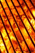 Barbecue Grill Background