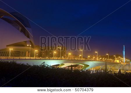 The Monteolivete bridge.