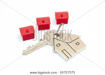 Key to the house