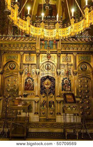 The Cathedral of Curtea de Arges