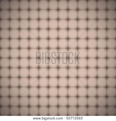 Chequered Pattern Black Background