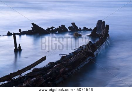 Wreck Of The Buster