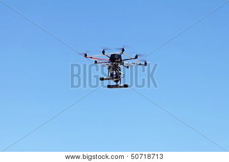 Multirotor Camera
