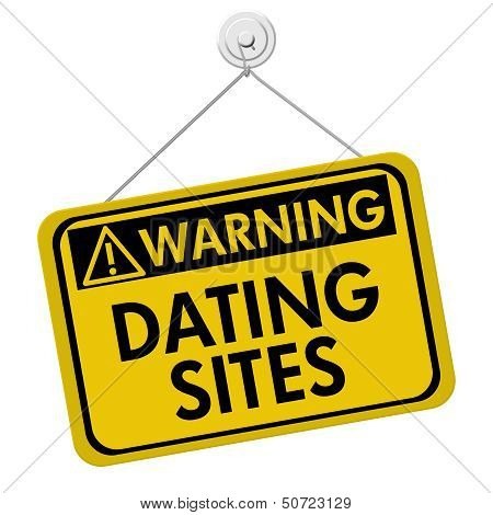 Warning About Dating Sites