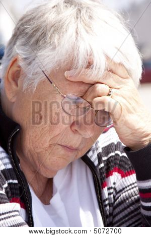 Stressed Out Grandma