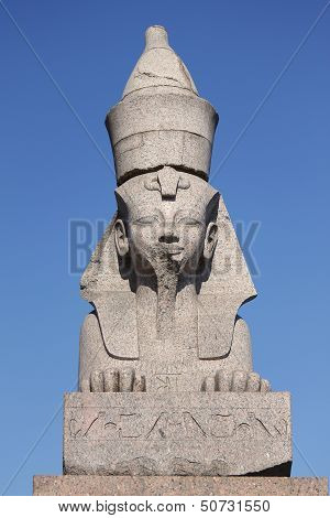 The Ancient Egyptian Sphinx