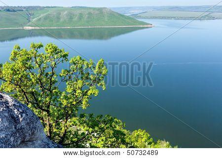 Bakota Spring View From Up(ukraine)