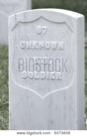 Soldado desconhecido