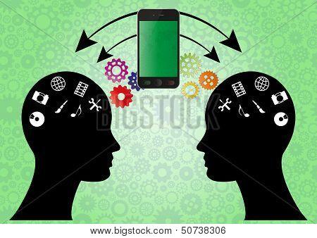 Phone Heads