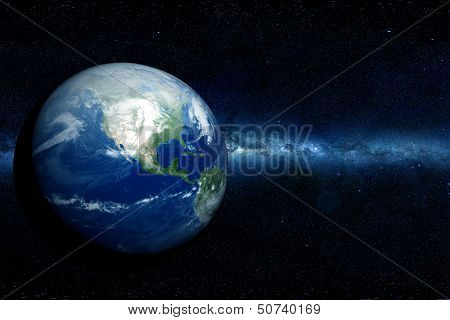 Earth: North America