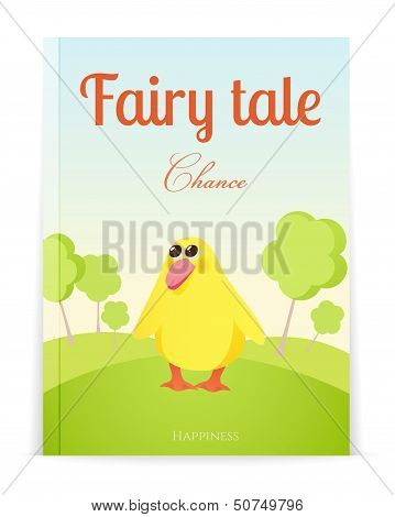 Cover of Fairy tale book