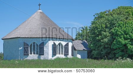 Church of Vitt,Kap Arkona,Ruegen Island,Germany