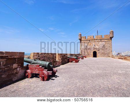 Skala Du Port In Essaouira, Morocco