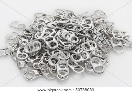 Ring Pull Aluminum Of Cans