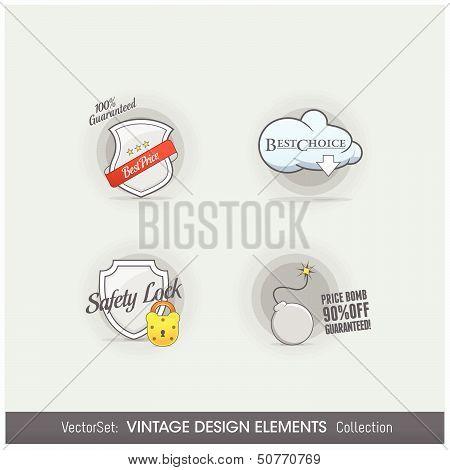 Design elements: concept icons