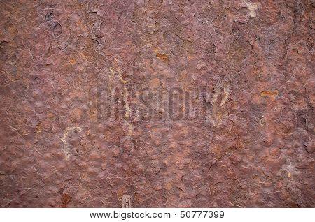 Rusty Metallic Texture