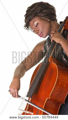 Serious Cello Performer
