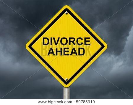 Warning Of Divorce Is Soon