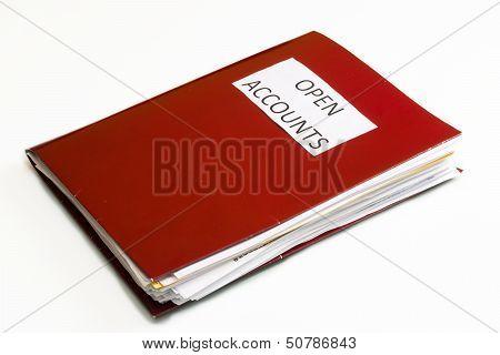 Business Folders
