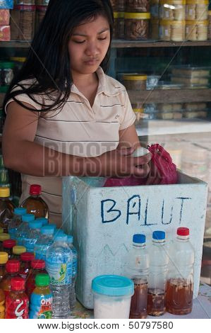 Balut - philippine speciality