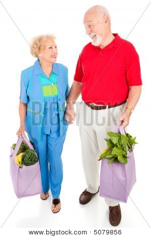 Senior Shoppers - Renewable Resources