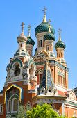 picture of saint-nicolas  - Russian Orthodox Cathedral  - JPG