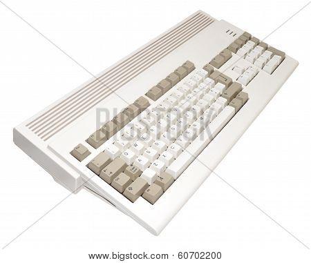 Retro Computer Console