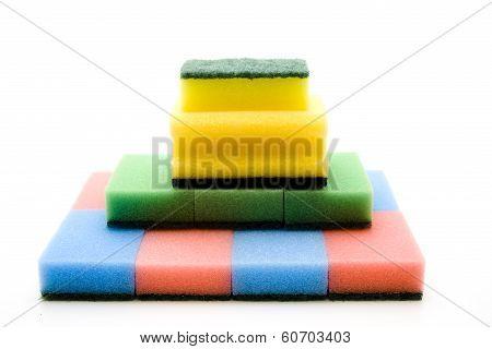 Pot sponge